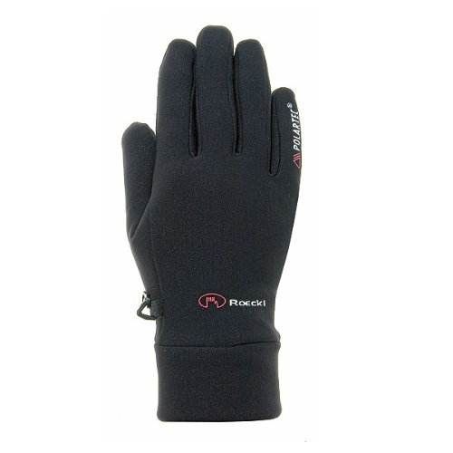 Preisvergleich Produktbild Roeckl sports ROECKL Reit Handschuhe Warwick,  Schwarz,  8