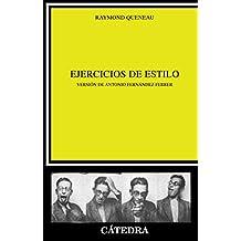 Ejercicios de estilo (Crítica Y Estudios Literarios)