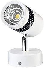 Mufasa LED Spot Light/Focus Light (for Wall or Ceiling Mount) 6500k (Cool White) 9W