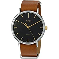 Timex Unisex Weekender Fairfield 41 mm slip-thru Armbanduhr