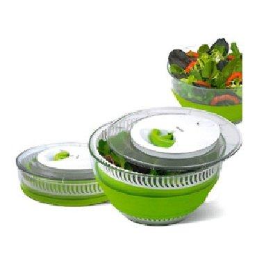 Essoreuse à salade pliabl