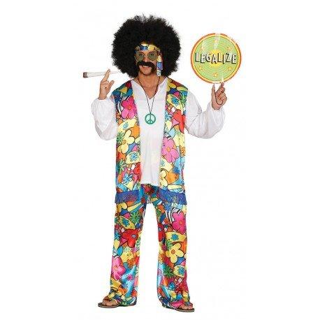 Disfraz de Hippie (talla L)