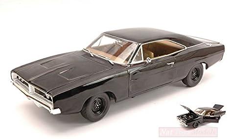 Auto WSS110 Dodge Charger 1969 HAPPY BIRTHDAY GENERAL LEE Hazzard