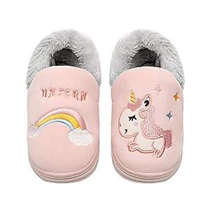Zapatillas de algodón para interior