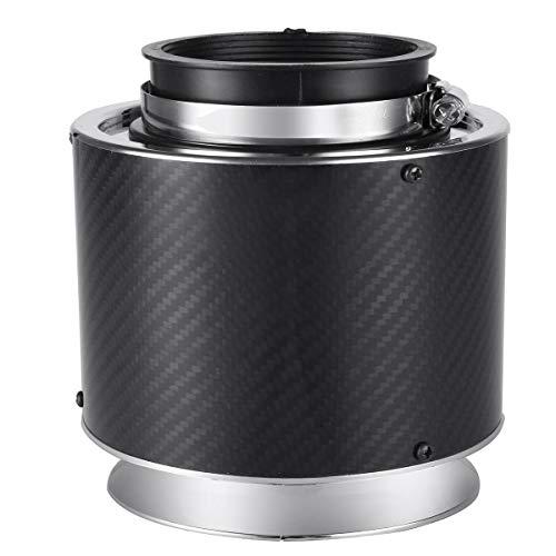 Générique 7,6 cm Inlet 12,7 cm en Fibre de Carbone Filtre à air pour air Froid Haut Court RAM d'admission