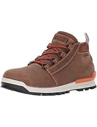 ECCO Oregon Retro Midcut Gore-tex Hiking Boot Cashmere/Cashmere 39 EU/5-5.5 US