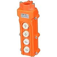 5A/250VAC 2A/500VAC 4 Directivo Botón Impermeable Elevación Grúa Pulasador Conmutador