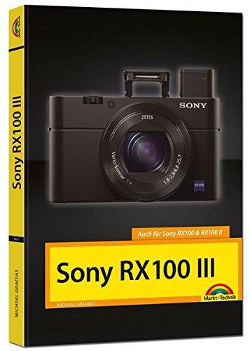 SONY RX100 III Handbuch