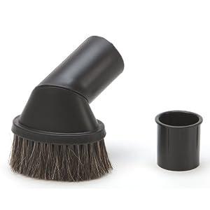 DREHFLEX® - Möbelpinsel / Möbelbürste für Staubsauger - passend für die Durchmesser 32 / 35 mm - mit Naturhaarborsten
