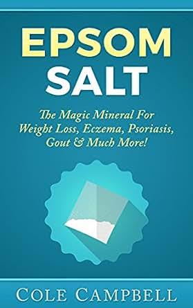 epsom salt good for yeast infection