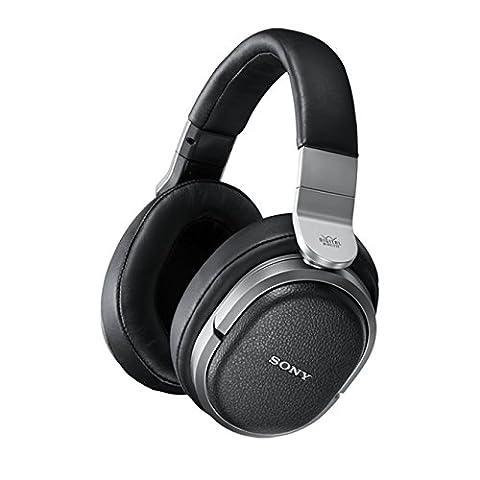 Sony MDR-HW700DS 9.1 Channel Surround Sound Digital Wireless Headphones - Black/Silver