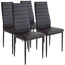 Amazon.es: sillas comedor modernas - Amazon Prime