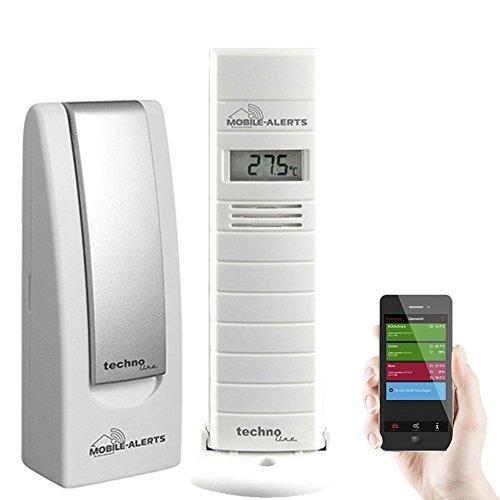 Imagen de Controlador de Temperatura Technoline por menos de 60 euros.