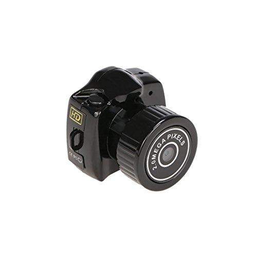 Hikenn HD Webcam Mini Kamera Video Recorder DVR kleinste Camcorder Spy versteckte Loch Spy Wlan-camcorder