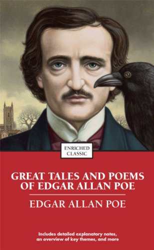 Great Tales And Poems Of Edgar Allan Poe Enriched Classics English Edition