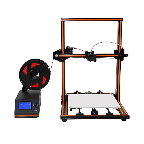 aibecy Anet E123d impresora DIY Kit parcialmente montado 300* 300* 400mm con 8GB TF Card