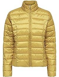 Giacca gialla cappotti Amazon Abbigliamento Giacche it Giacche e zZnqR