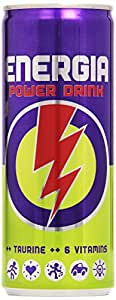 Pfanner - Energia Power Drink - 250 Ml