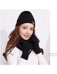 Amazon.it  set cappello sciarpa bimba - Coordinati invernali   Accessori   Abbigliamento 30e76fe09dcb