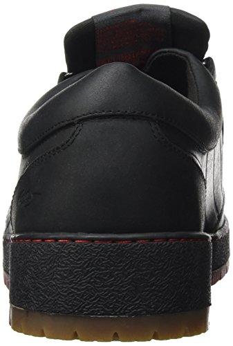 Allrounder by Mephisto Alinto C.Horse 1 Black, Baskets Basses Homme Noir - Noir