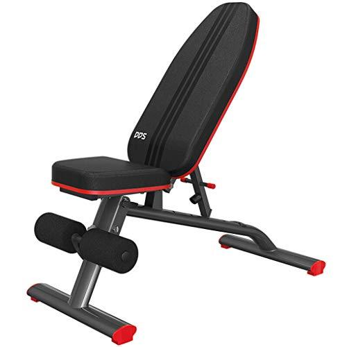 Cly Multifunktionale Rückenlage Board Hantel Bank Fitness Stuhl Sit-up Board SY