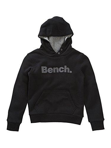 Bench Loop Back-C, Felpa Bambino, Schwarz (Black BK014), 14 anni