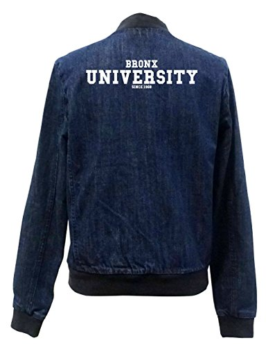 Bronx University Jeans Bomberjacke Certified Freak-M