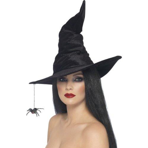 it Spinne Hut zum Hexe Kostüm an Halloween ()