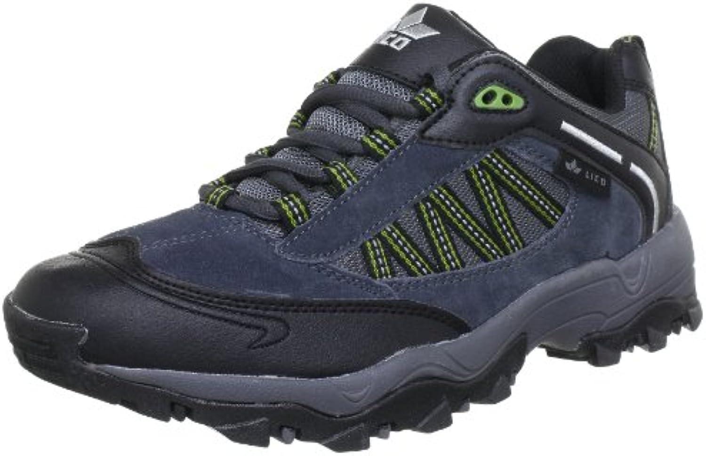 Lico Falcon 210054 - Zapatillas de montaña de cuero para hombre