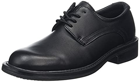 Magnum Unisex Adults' Active Duty Anti-Slip Work Shoes, Black (Black), 11 UK 45 EU