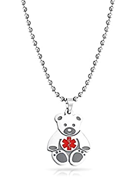 Bling Jewelry Edelstahl Kinder A