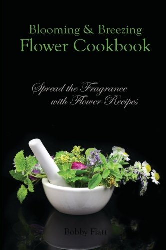 Blooming & Breezing Flower Cookbook: Spread the Fragrance with Flower Recipes Lip-cocktail-set