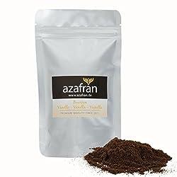 Azafran Bourbon Vanille gemahlen - Vanillepulver 50g