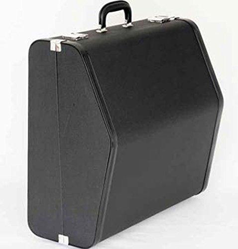 Koffer für Weltmeister Pianoakkordeon Achat 34/72, 34/80, Opal 37/96 (schmale Tastastur), schwarz
