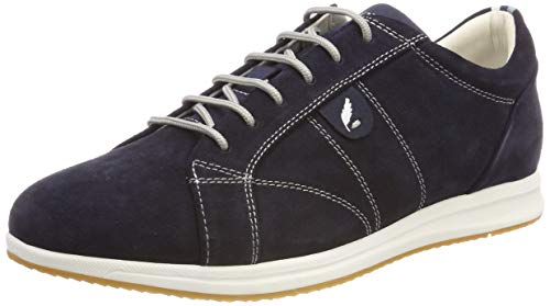Geox Damen D Avery A Sneaker, Blau (Navy C4002), 37 EU -