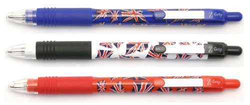 zebra-z-grip-limited-edition-union-jack-great-britain-england-ball-point-pens-pack-of-3-assorted-col