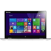"Lenovo Yoga 3 14 - Portátil 14"" (Intel Core i7-5500U, 8 GB de RAM, 256 GB SSD, Windows 8.1) color blanco - Teclado QWERTY Español"