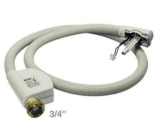 Zulaufschlauch Aquastopschlauch Schlauch für Waschmaschine 1,6 m Miele 5729731 -