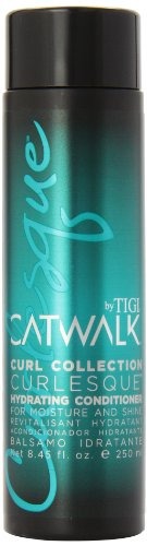 TIGI Catwalk Curlesque Hydrating Conditioner 250 ml, 1er Pack (1 x 250 ml) (Hydrating Hairspray)