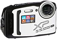 Fujifilm FinePix XP140 Waterproof Digital Camera-White