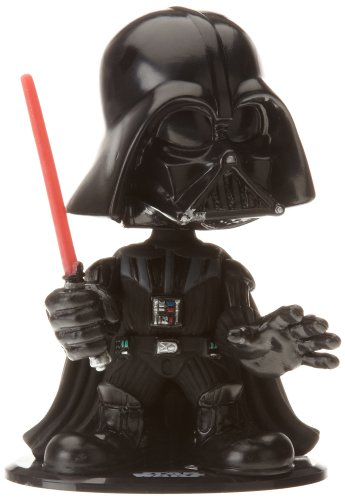 Joy Toy 8515 - Star Wars Darth Vader Wackelkopf Figur in Displaybox 14 x 17 cm