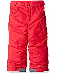 Columbia Little Girls' Toddler Starchaser Peak II Pant, Punch Pink, 3T