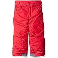 Columbia Starchaser Peak II, Pantalones de esquí, Niñas, Rosa (Punch Pink), S