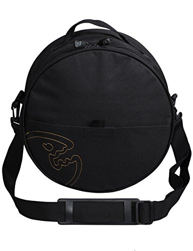 IQ-Company Reg Case Bites, Black (Log Kleine Dive)