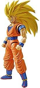 Bandai Hobby Figure-rise Standard Son Goku Super Saiyan 3 Dragon Ball Z Kit de construcción Maqueta Necesario Su Montaje