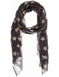 Codello Woll-Schal mit Stern-Muster