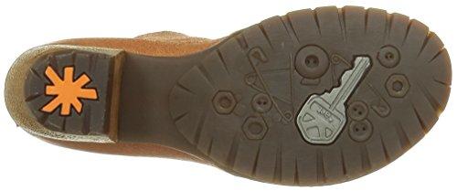 Art - Oslo 529, Stivali classici alla caviglia Donna Marron (Henna)