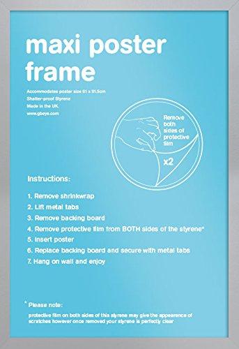 GB Eye LTD, Plata - Maxi, 61x91.5cm - Eton, Marco