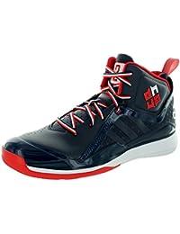 newest ef759 be572 adidas D Howard 5 ConavyScarleFtwwht Scarpa da Basket 8 US