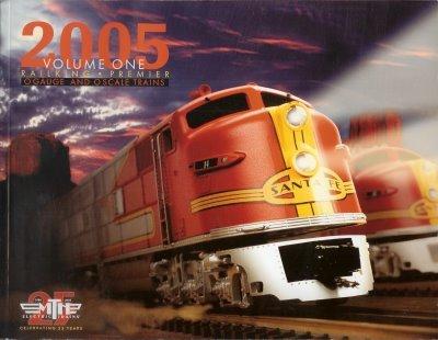 M. T. H. Railking Premier O Gauge and O Scale Trains, Vol. 1: 2005